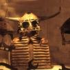 charioteers helmets & artifacts